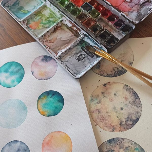Initiation aquarelle